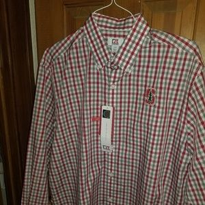 Cutter and Buck...STANFORD NEW BUTTON UP